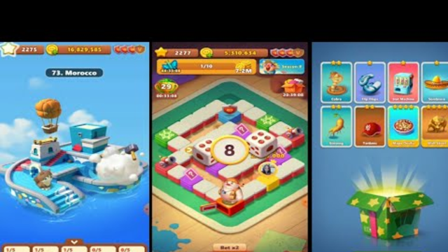 How To play Piggy Go Game Clash Of Clans [ Game like Coin Master ]