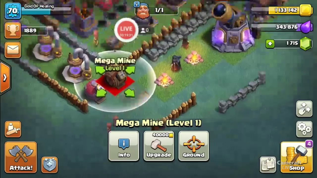 LETS PLAY CLASH OF CLANS
