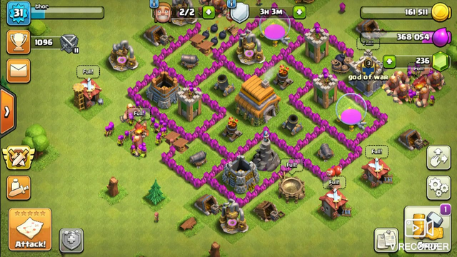 Th6 best attack strategy that fail giwi ll clash of clans ll