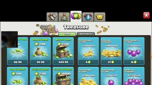 Clash of clans th3 and comment streams if y'all want to see longer streams