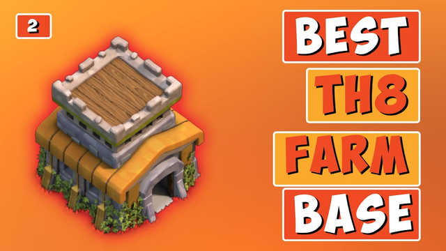 TOP 3 TH8 FARMING BASE LINKS 2020 | Best Coc Town Hall 8 Base | Clash of Clans