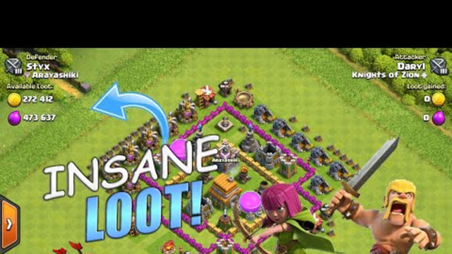 This Base Had TOO MUCH Loot! TH6 Let's Play Ep. 2 | Clash of Clans