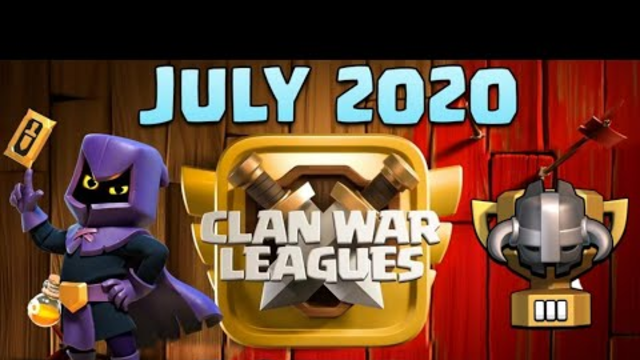 CoC Live / Clash of Clans Live / CWL Live Attack