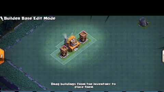 Best builder base for Town hall 4 |clash of clans|