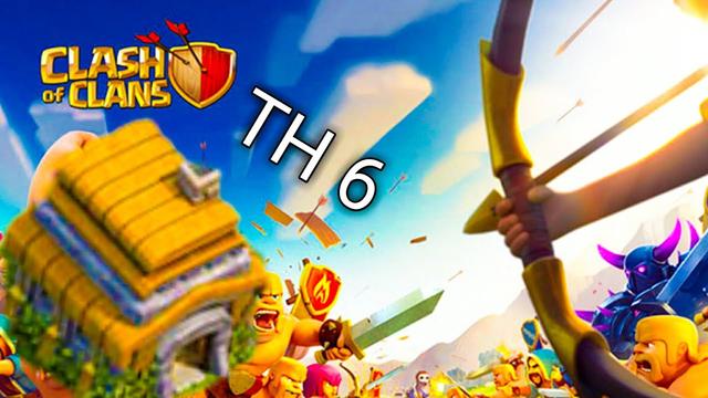 Sono Th 6?!! Clash of Clans #1