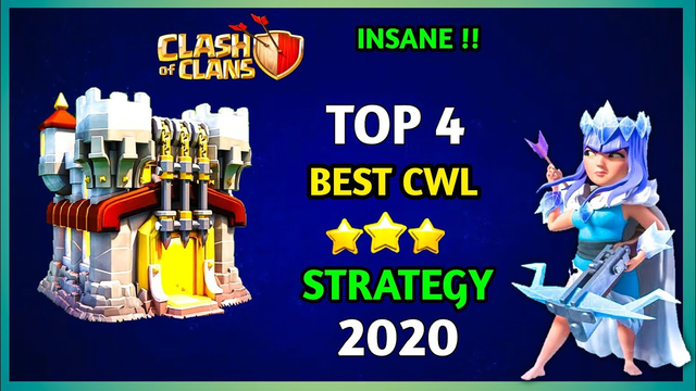 Top 4 Best TH11 Clan War League Attack Strategies in Clash of Clans