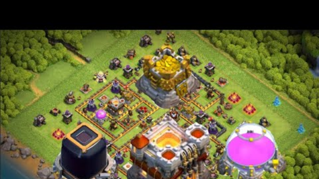 Clash of Clans TH 11 NEW FARMING BASE 2020 !!!   COPY LINK   !!!