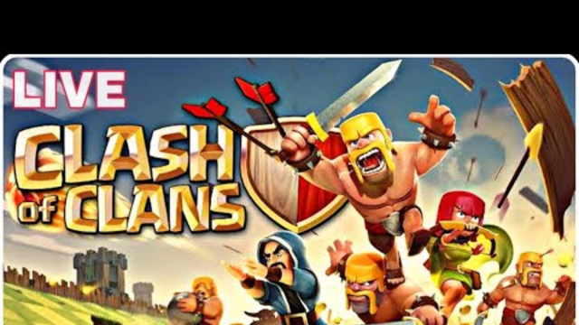 Raiding Time Town Hall 5 | Clash Of Clans Live :)