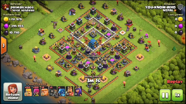 Magical farming strategy | Clash of Clans