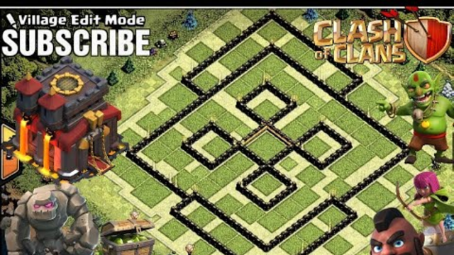 TH10 FARMING BASE 2020 | CLASH OF CLANS | HOME BASE