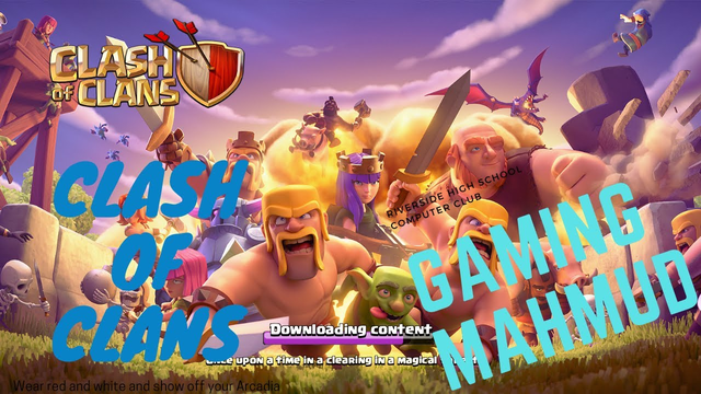 video gaming  #seasonchallengesGladiator Warden: Make Thunder Now! (Clash of Clans Official)