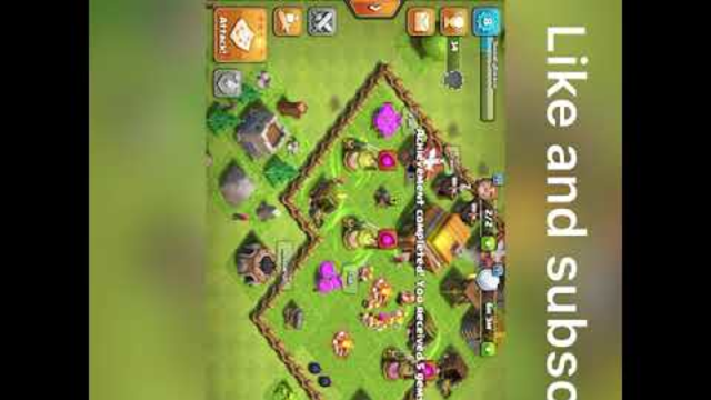 Clash of clans (TH4)