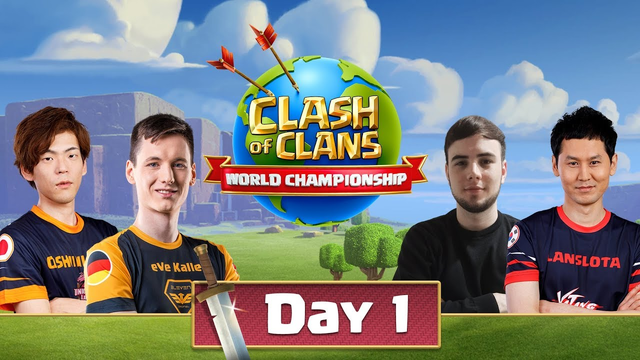 World Championship #2 Qualifier Day 1 - Clash Of Clans