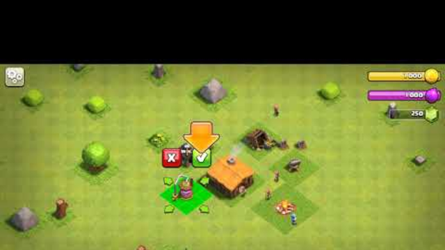 Clash of Clans - Town Hall 1