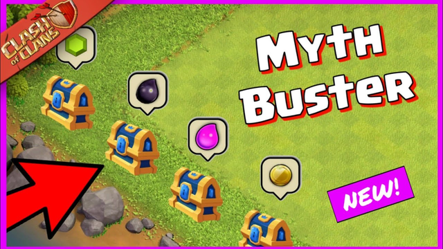 TOP 10 MYTHBUSTERS in Clash of clans | GP GIVEAWAY | Clash of clans Myth #4