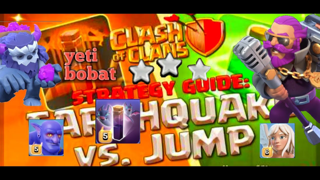 New spell combination! # yeti smash let's see who gone survive powerful th13 attack strategy| coc