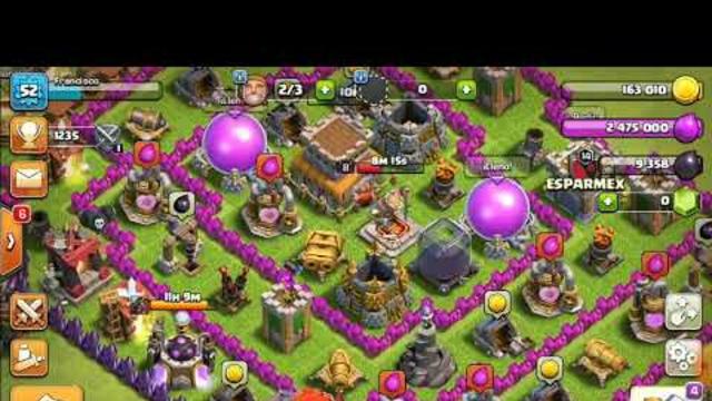 Clash of clans muestro mis aldea episodio 1
