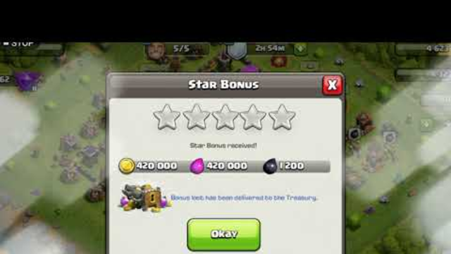 looting on Clash of Clans 2020 | How to loots and get Star Bonus!!