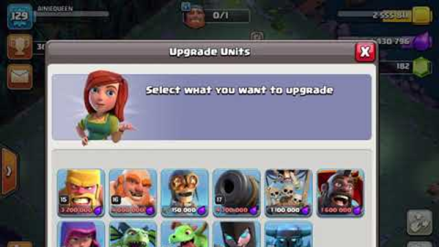 Selling My Clash Of Clans Account Th13