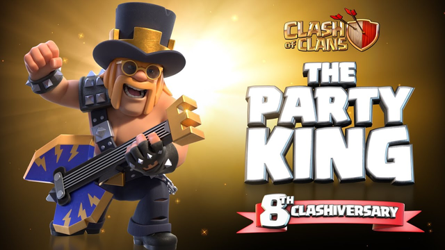 It's Time to Get Heavy with the Party King! (Clash of Clans Season Challenges)