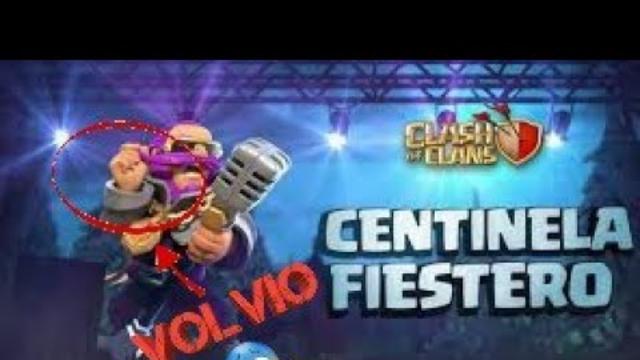 VUELVE LA SKIN DEL CENTINELA FIESTERO en Clash Of Clans por 1500 GEMAS / NUEVO PASE DE ORO AGOSTO