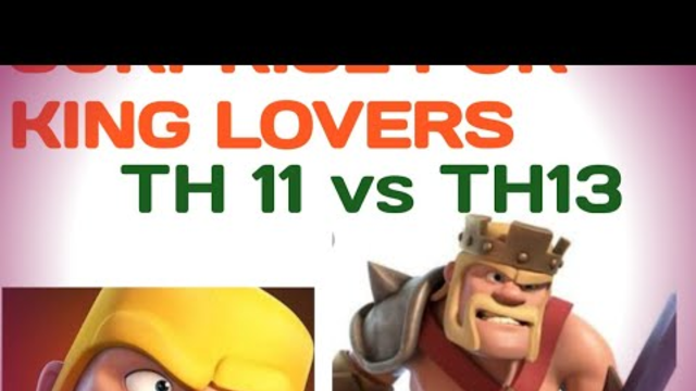 AUGUST SEASON 2020|| CLASH OF CLANS||COC ||NEW KING|| TH 11 VS TH13