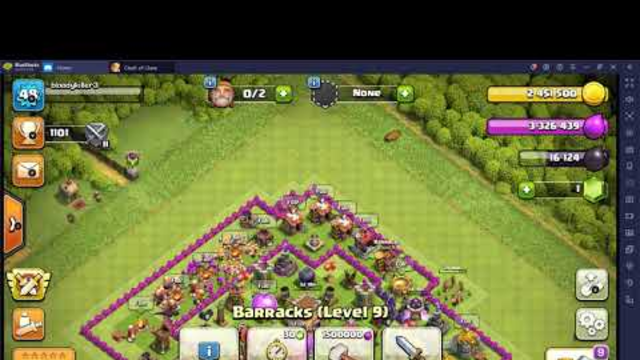 clash of clans season end