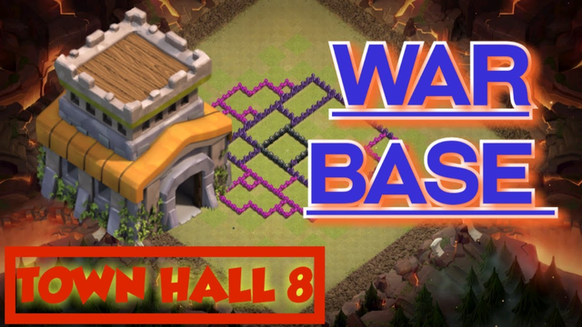 Best War Base |Town Hall 8 | TH8 | Clash of Clans | COC | War Base Layout with Copy Link - 2