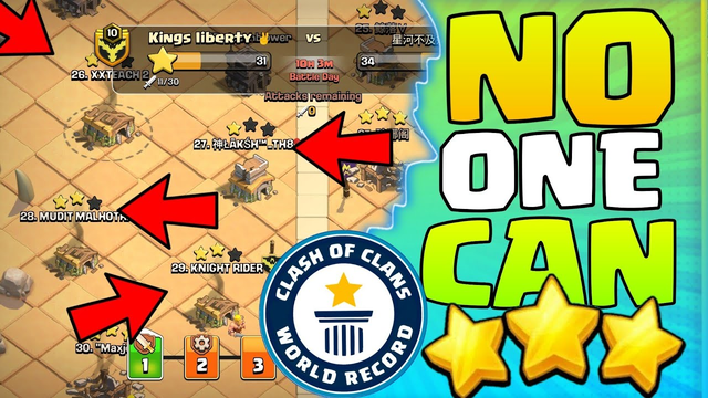 Unbeatable th8 cwl base link with proof! CLASH OF CLANS