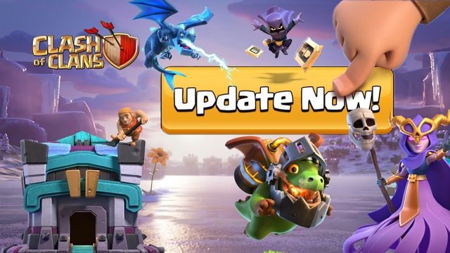 MAINTAINANCE BREAK COMING   CLASH OF CLANS LIVE