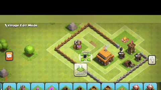 Playing  clash of clans  episode 3 clan castle  town hall 3||Funtime with ariz