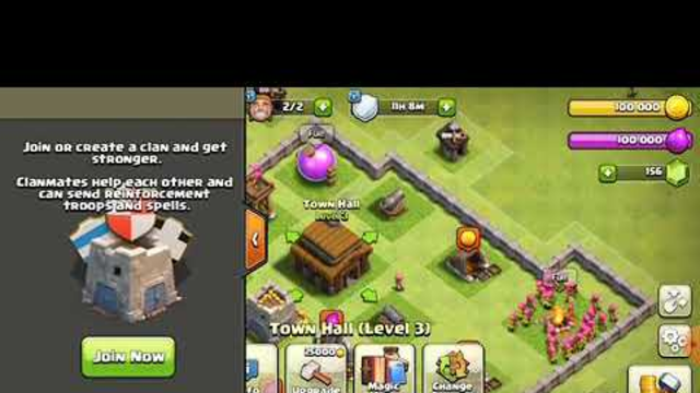 Attack strategy for th 3 in clash of clans
