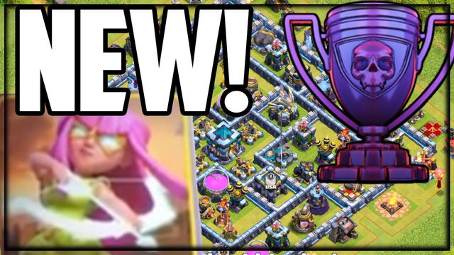 NEW Clash of Clans UPDATE Troop?   Q&A   Revenge to Legend