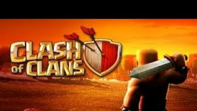TESTE LIVE CLASH OF CLANS