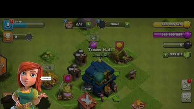 TH1 - TH13 MAX out : COC time lapse 2020 [New Updates]