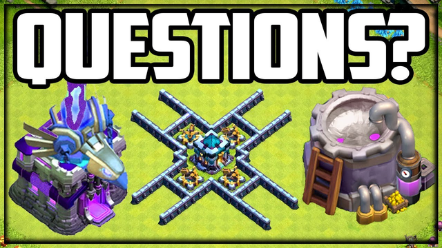 Clash of Clans Questions, ANSWERED!