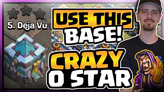 NEW TH13 WAR BASE LINK! 0 & 1 STAR DEFENSES! |  Clash of Clans TH13 war base | TH13 war base 2020!