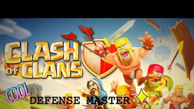 Best defence in coc |Clash of clans defence master | OP |