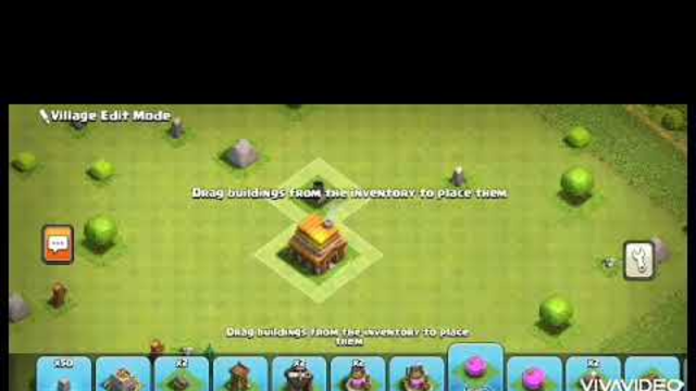 Town hall 3 base - Clash of clans