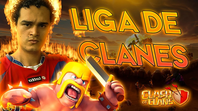 Atacamos en LIGA de CLANES / Clash of Clans