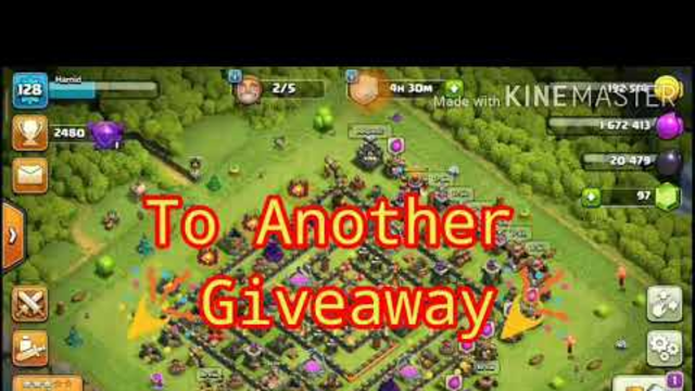Coc clan giveaway || Clash of clans giveaway || Coc clan level 7 giveaway