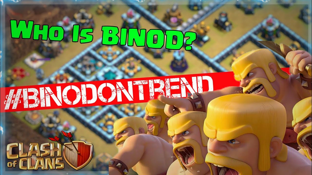 Solving the Mystery of BINOD with Supercell | Clash Of Clans