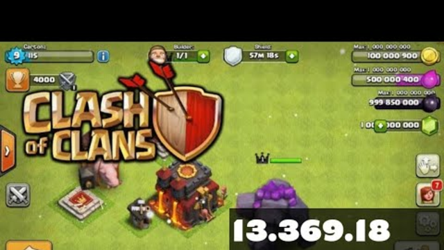 COC Mod 13. 369.18 | [Aug 2020] | Clash Of Clans Mod | Game Of Mods | [Biswas Technicals]