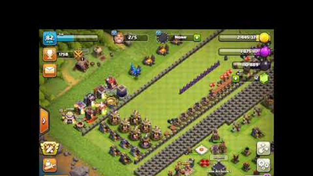zap lalo and edrag spam as a th12 | fix that rush | clash of clans