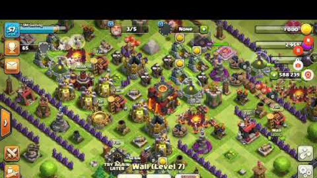 Mass miner attack strategy for th 10 clash of clans
