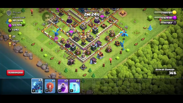 Join my Clash of Clans stream, powered by BOOYAH!