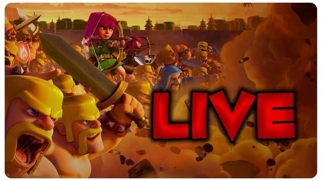 SoulKing Clash of Clans  Live Stream