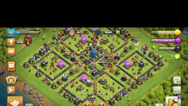 DAY 5 || INDIA VS CHINA || CLAN WAR LEAGUES AUGUST SESSION IN CLASH OF CLANS || LIVE WAR