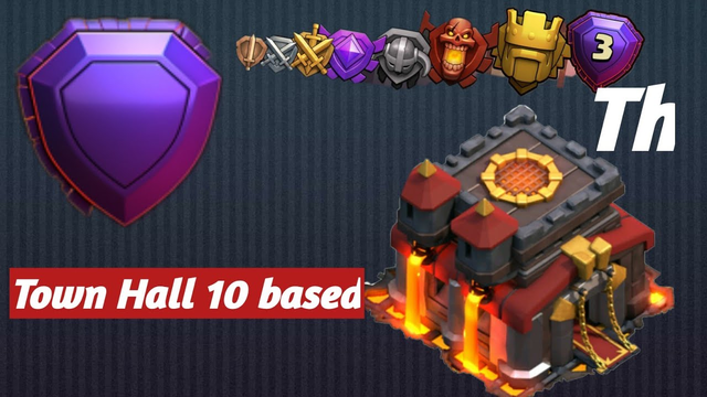 New  Best Town Hall 10 Base 2020  With Replay || Th 10 Farming /Trophy Base || Clash of clans
