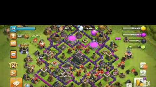 WITCH SLAP ATTACK STRATEGY AT TOWN HALL 9| CLASH OF CLANS
